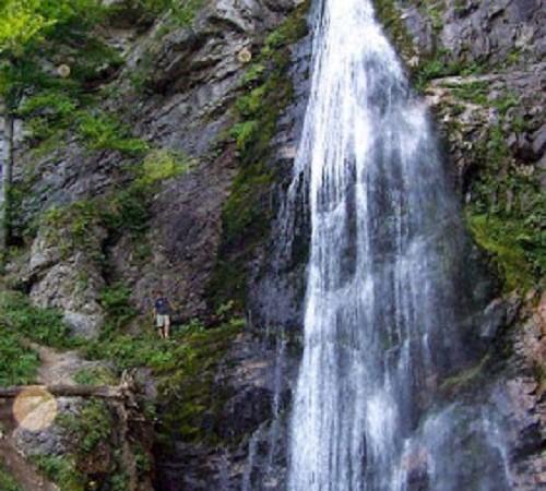 Vodopád Šútovo