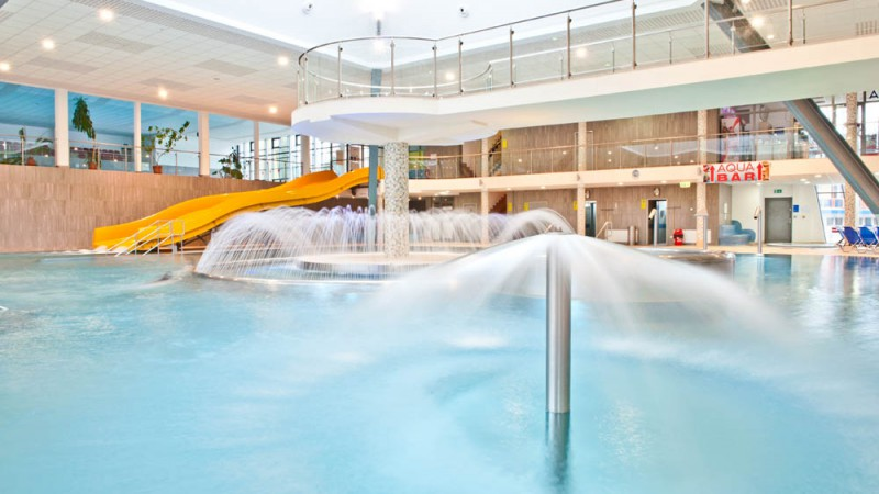 Termální aquapark Dolný Kubín